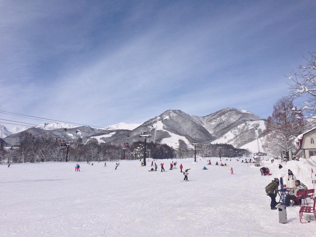 Resort Ski di Hakuba, Jepang