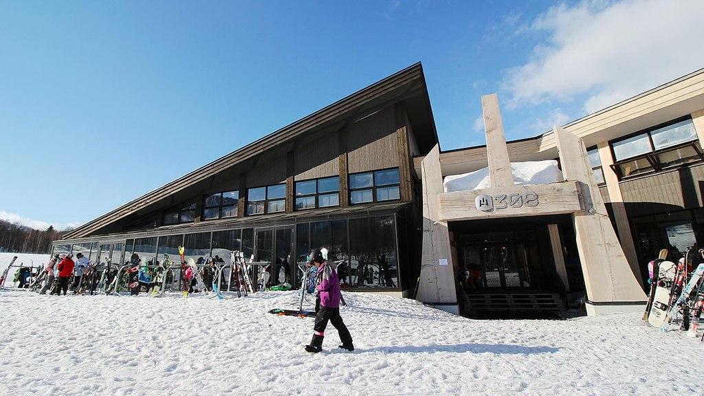 Resort Ski di Niseko Jepang