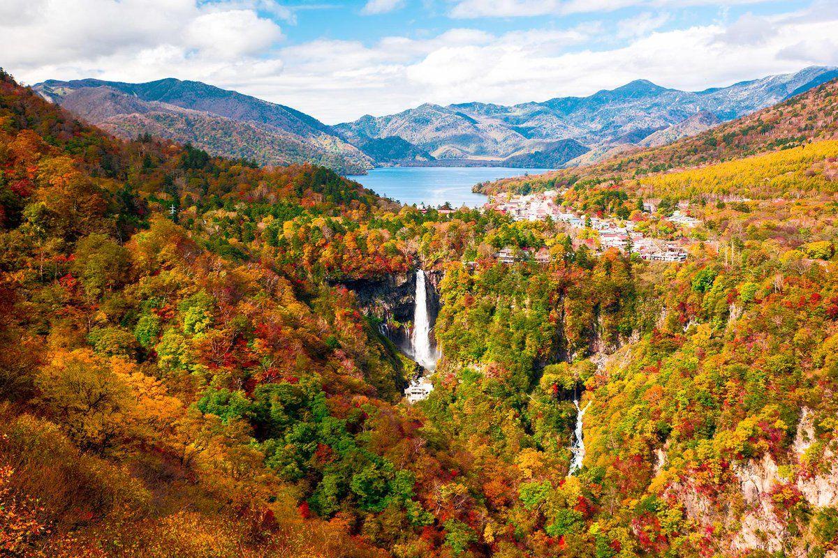 Taman Nasional Terindah Di Jepang