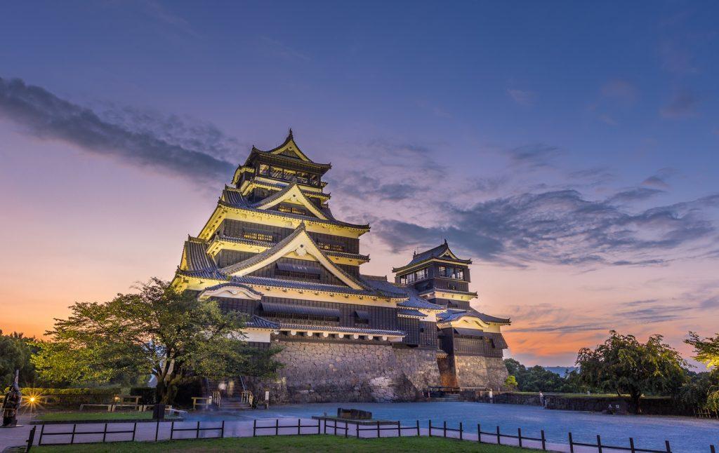 Kastil Paling Menakjubkan Di Jepang 1